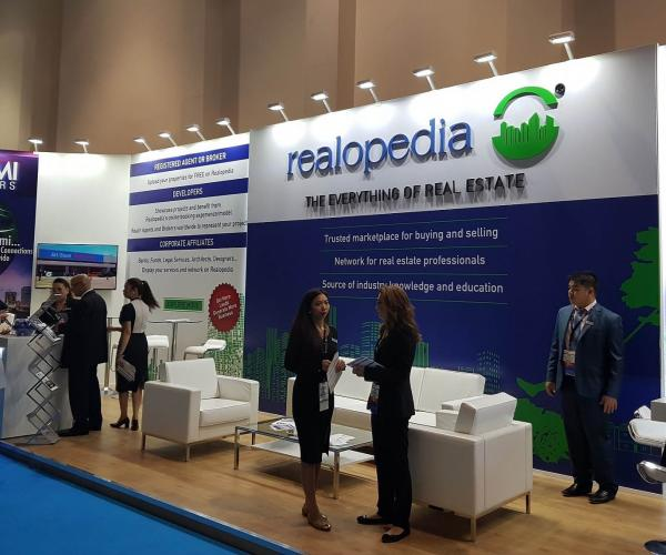 Realopedia Launches Online Booking Platform for Developers at Cityscape 2017 in Dubai