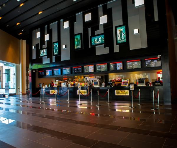 Reel Cinemas at 'The Beach' now open