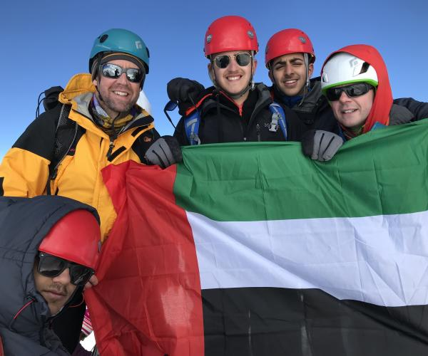 Repton Pupils Reach Summit of Gran Paradiso, Italy