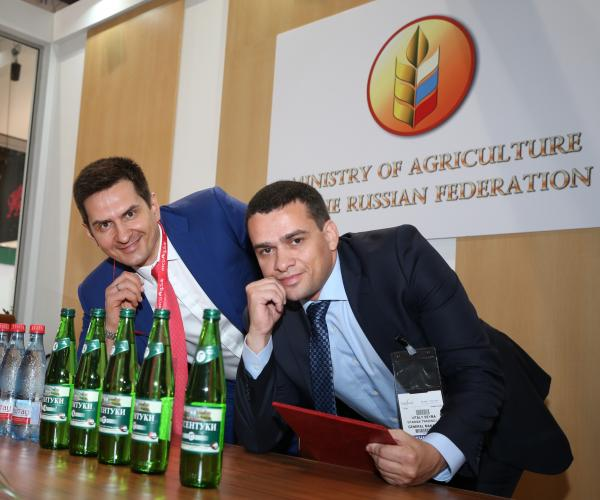 Russian Mineral Water to Enter UAE Market