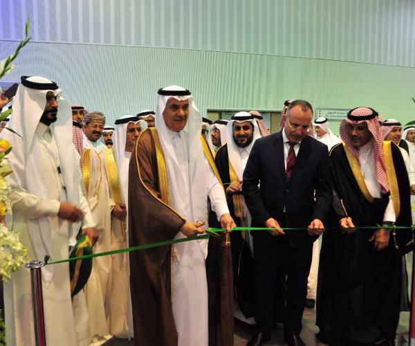 Saudi Minister of Agriculture Inaugurates 'Saudi Agriculture Exhibition 2018'