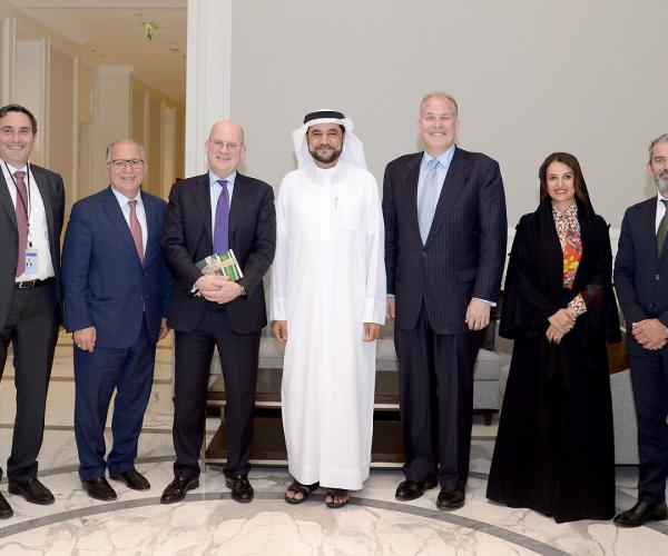 SEWA and GE Discuss Support to Vision 2020 and  UAE Energy Plan 2050 Through Projects to Strengthen Sharjah's Power Sector