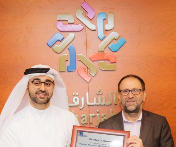 Sharjah Commerce and Tourism Development Authority Receives Three new ISO Certifications