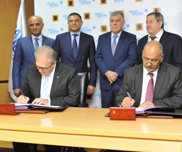 SONATRACH and Baker Hughes, a GE Company to Form New Company to Meet Manufacturing Demand in Upstream Oil & Gas sector