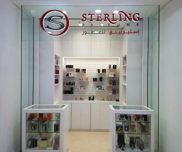 Sterling Parfums Opens new Retail Store in Deira City Center