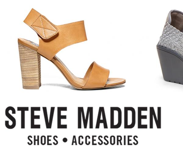 Steve Madden unveils a stylish Spring Summer'15 collection for the dangerously stylish woman and the urbane man