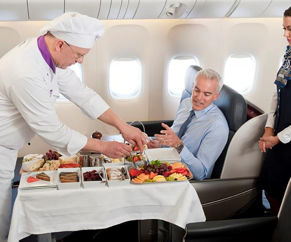 Travel catering in the Middle East on a high growth trajectory