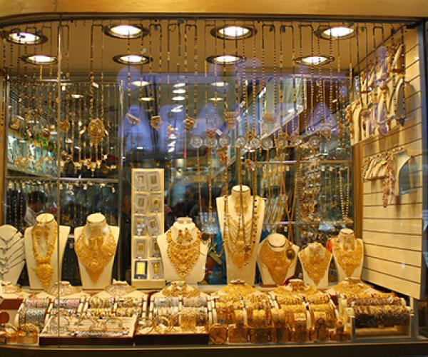 Travel To Dubai City And Discover The Gold Markets