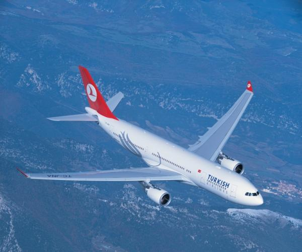 Turkish Airlines adds Bordeaux, France as the 254th network destination