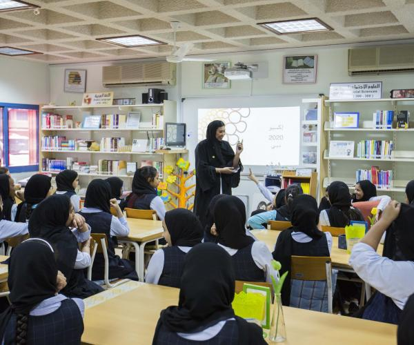UAE Classrooms Bring to Life Expo 2020 Dubai Themes with new Online Learning Resources
