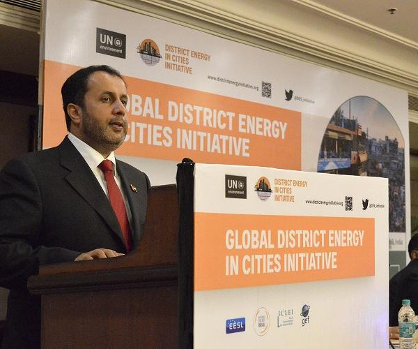 UNEP Special Advisor & Empower CEO Successfully Concludes Top-Level Meetings in India for 'District Energy in Cities' Global Initiative