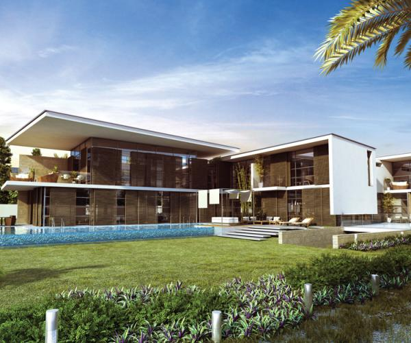 World's First FENDI Villas go on Sale at AKOYA by DAMAC