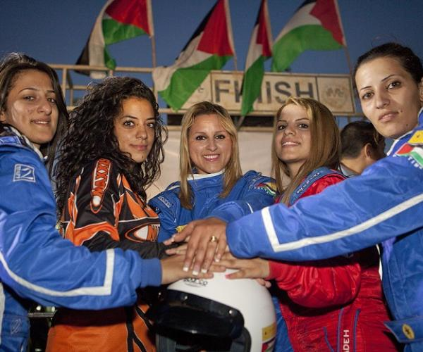 World Premiere of motor racing documentary, Speed Sisters, to open Doha Film Institute's second annual Ajyal Youth Film Festival