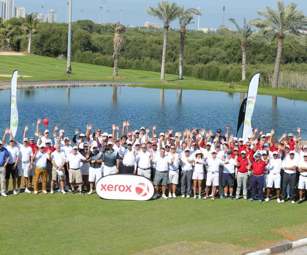 Xerox Corporate Golf Challenge Returns With Unique Professional Networking Opportunity