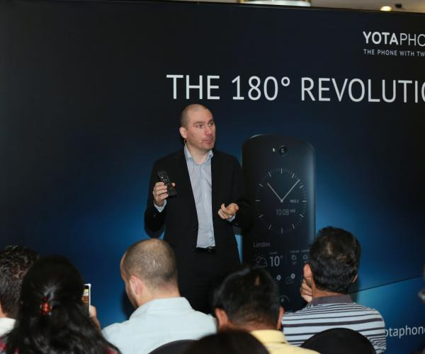 YOTA DEVICES further gears up in the Middle East with the opening of its UAE office