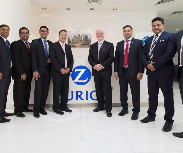 Zurich and FGB Sign Long Term General Insurance Distribution Agreement in the UAE
