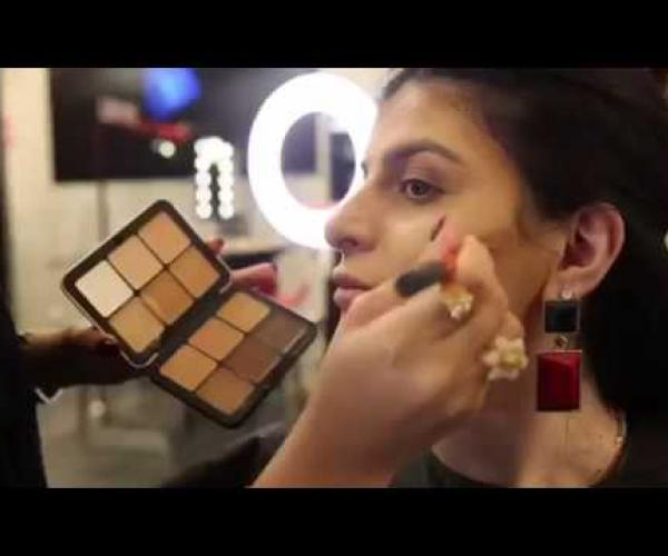 Embedded thumbnail for Make-Up Tutorial by Raheima Al Bloushi