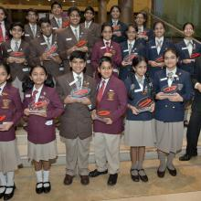 30 GEMS Students win Education Award for Outstanding Academic Excellence