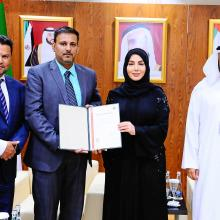 Abu Dhabi Government Contact Centre receives ISO 18295 – 2017 Standard for Customer Contact Centre Management