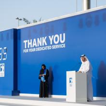 ADNOC Employees Receive Long Service Awards