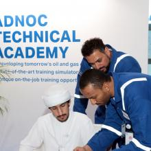 ADNOC Technical Academy Reinforces Commitment to Developing Young Emiratis at National Service Career Fair