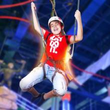 Adventureland - Sahara Centre Unveils new Attractions, Including First Ever Suspended Indoor Track Ride in Sharjah, UAE