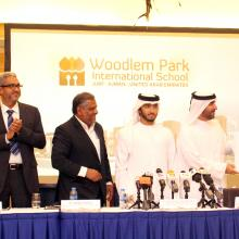 Ajman Royal Family and Mamzar Group jointly invest AED 150 Million in new Indian school.