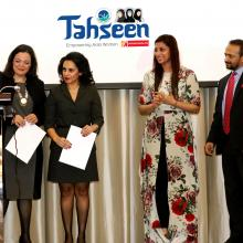 Aster DM Healthcare reveals the first Arab women winners of Tahseen programme