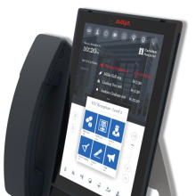 AVAYA vantage device transforms desktop communication