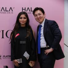 Beyond Beauty Partners with Platinum Records to Position Teen Sensation Hala Al Turk as the Face Behind its new Cosmetic Brand