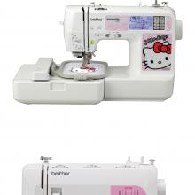 Brother Launches Special Anniversary Edition of Hello Kitty Home Sewing Machine