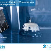 Burgan Bank Offers Free Concierge Services to its Premier Customers