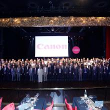 Canon holds annual Partner Conference for Middle East and Central and North Africa region