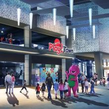 Children in the UAE will enjoy creative play with Meraas' new 'eduplay' attraction at CITY WALK