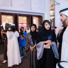 The Cultural Office supports Local Talent at Art Dubai for Second Consecutive Year