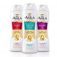 Dabur International re-launches new Dabur Amla Shampoo range in Middle East