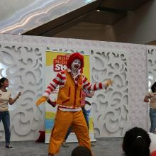 Dalma Mall to host Ronald McDonald show, workshops on sand art & painting for kids