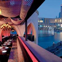 Dining Out in Dubai City