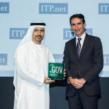 Dubai Courts Wins Government IT Application Project of the Year Award