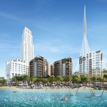 Dubai Creek Harbour Unveils 'Sunset' Residences Just Footsteps Away From Creek Beach