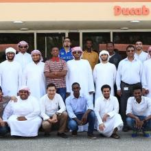 Ducab Hosts Delegation from the United Arab Emirates University at its Manufacturing Facilities