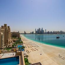 Eastern Escape To The Beach - A Luxury Modern Marvel In Dubai City Or An Egyptian Oasis