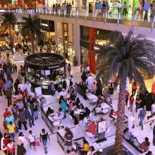 Eid Al Fitr and Dubai Summer Surprises at The Dubai Mall
