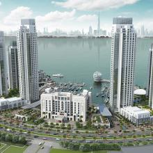 Emaar and Dubai Holding unveil first luxury residential project in 'Dubai Creek Harbour at The Lagoons'