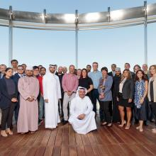 Emaar Development Commissions Harvard University's Executive Education Programme on 'Dubai Creek Harbour: The Happy City'