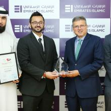 Emirates Islamic Claims Double win at  Banker Middle East Product Awards