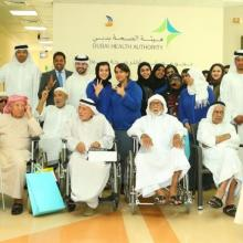 Emirates Islamic staff visit Family Gathering Centre