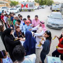 Emirates NBD Exchanger Volunteer Programme Takes Lead in Supporting UAE community this Ramadan