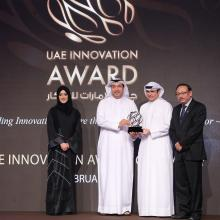 Emirates NBD Group Recognised for Leadership in Innovation