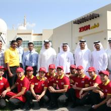 ENOC opens first stand-alone ZOOM outlet in Abu Dhabi